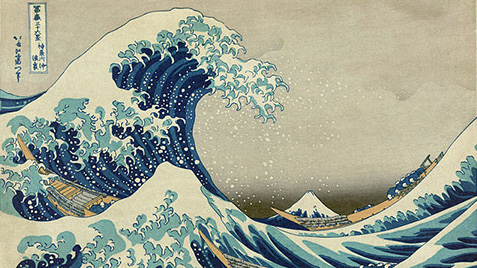 hokusai greatwave