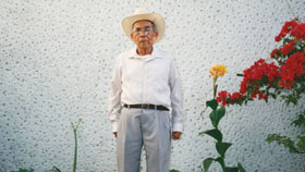 Armando Morales' Grandfather