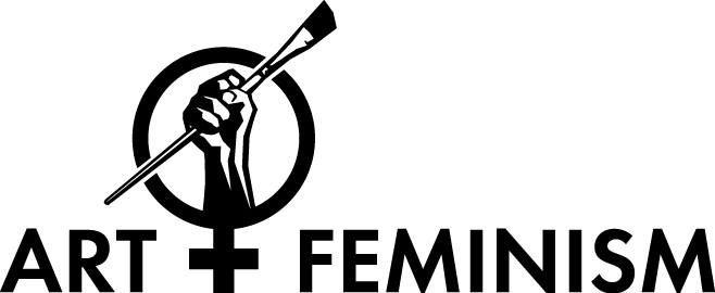 art and feminism logo