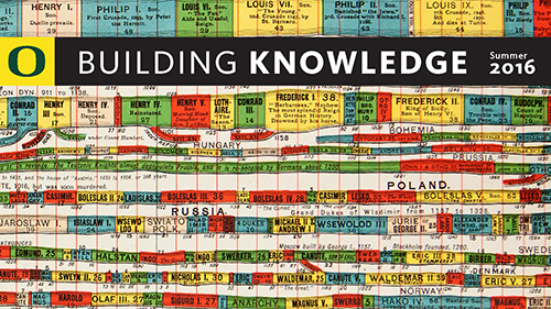 cover image from Building Knowledge 2016