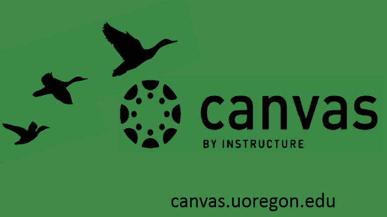 UO Canvas logo