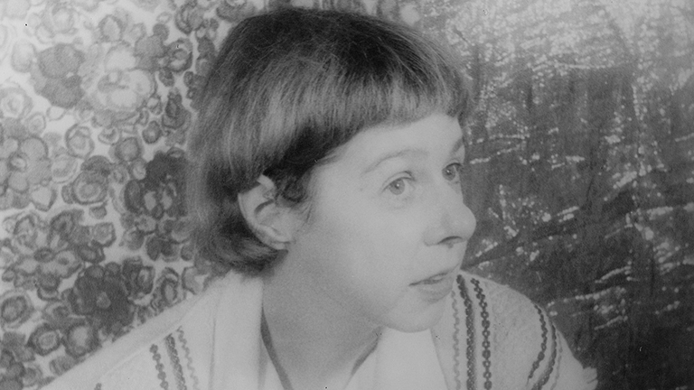 Photo of Carson McCullers, courtesy of Carl Van Vechten photograph collection, Library of Congress.