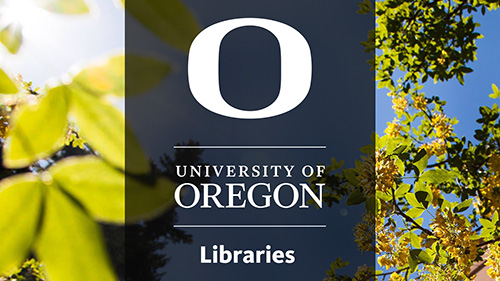 UO Libraries logo