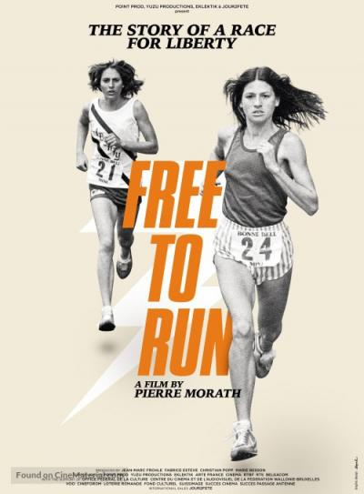 Free to Run Movie Poster