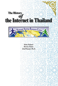 The History of the Internet in Thailand cover