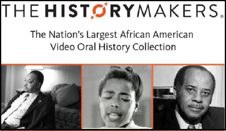 Photo collage of historically significant African Americans