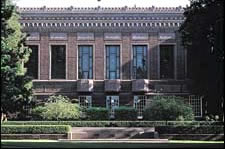 Photo of Knight Library