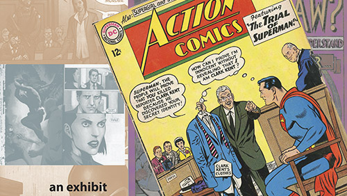 Action Comics cover image