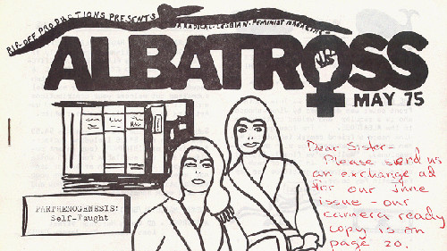 The Feminist and Lesbian Periodical Collection