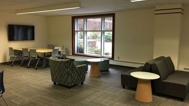 Reservable Rooms | UO Libraries
