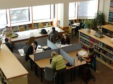 AAA Library Reading Room