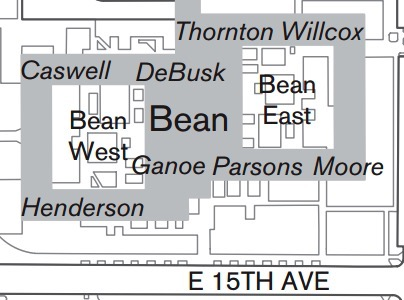 Bean Site Plan