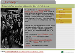 The Labor Project Website