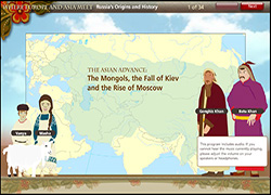 The Asian Advance: The Mongols, the Fall of Kiev and the Rise of Moscow Website