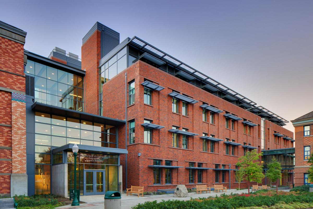 Lewis Integrative Science (Image: UO news)