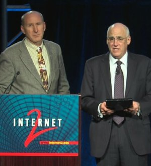 dale smith receives internet2 award