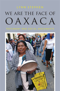 we are the face of oaxaca book cover