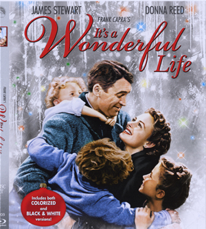 it's a wonderful life dvd cover