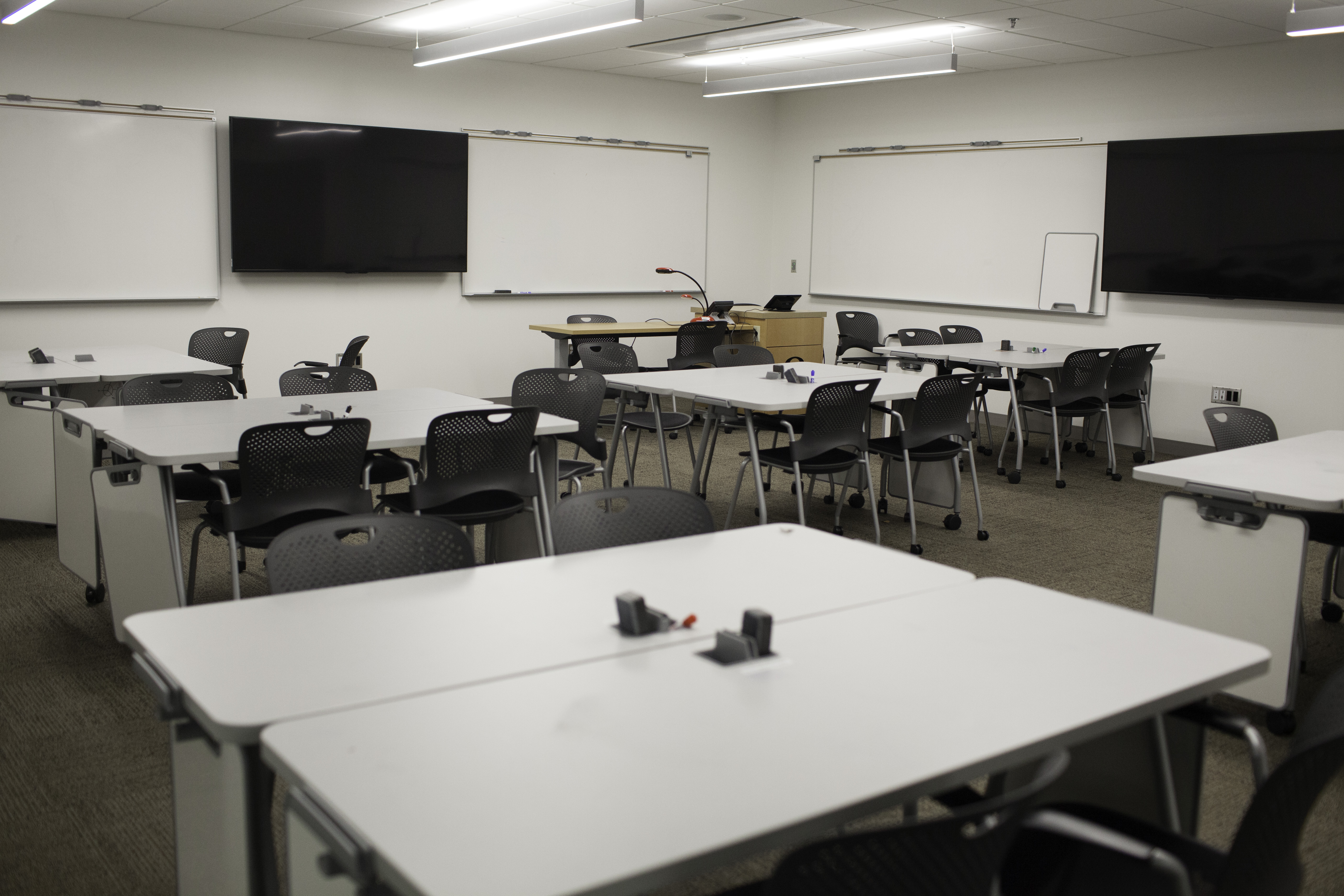 PSC Classrooms | UO Libraries
