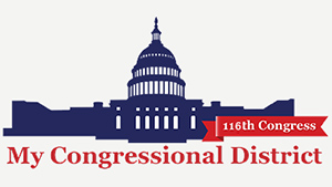 My Congressional District logo