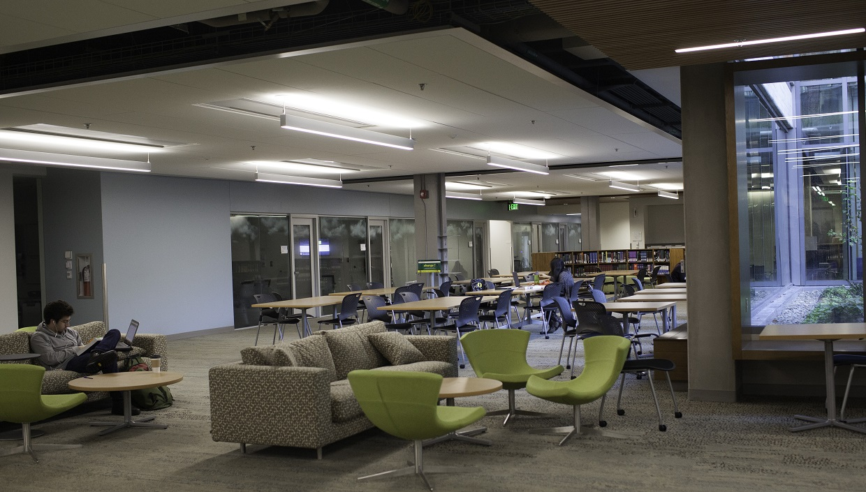 Reserve Room Library Uo