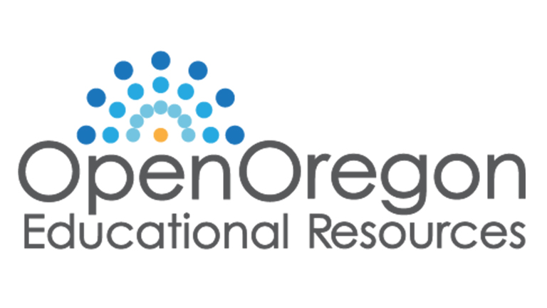 Open Oregon Educational Resources graphic