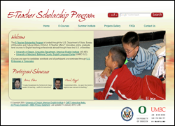 E-Teacher Scholarship Program