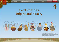 Ancient Russia: Origins and History