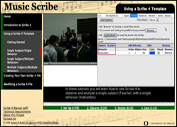 Music Scribe Video Tutorials