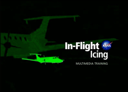 NASA: A Pilot's Guide to In-Flight Icing CD-ROM