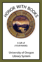 bookplate: Honor With Books