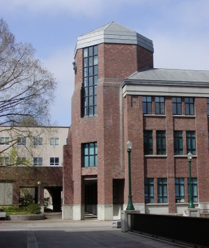 Cascade hall architecture of the university of oregon uo for Residential architects eugene oregon