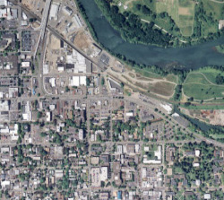 2000 Eugene air photo