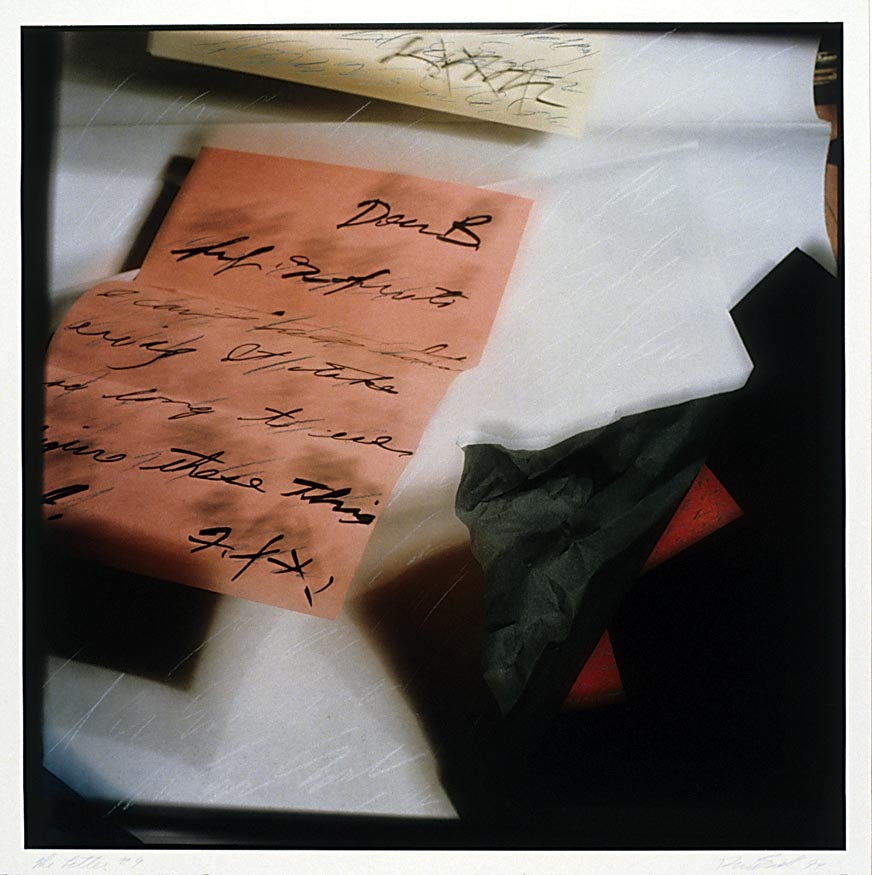 Dan Powell, The Letter #9, PH297_TL_09