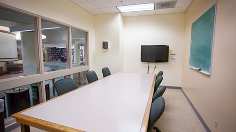 Library Study Room Reservations: Login