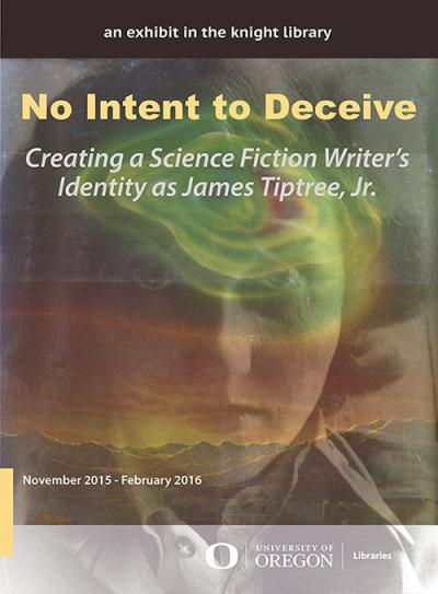 No Intent to Deceive exhibit poster