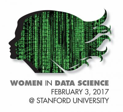 Women in Data Science conference logo