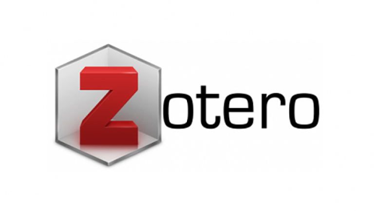 """Zotero logo with a large red """"Z"""""""